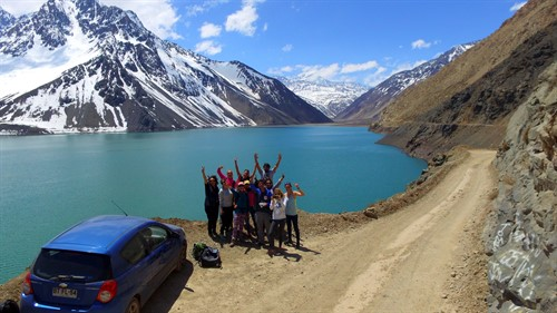 Embalse el yeso Chile Tour