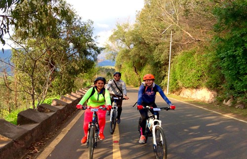 Bike Tours in Santiago Chile