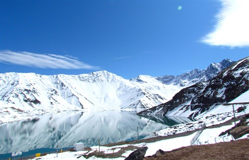 Chile Tours Embalse el Yeso