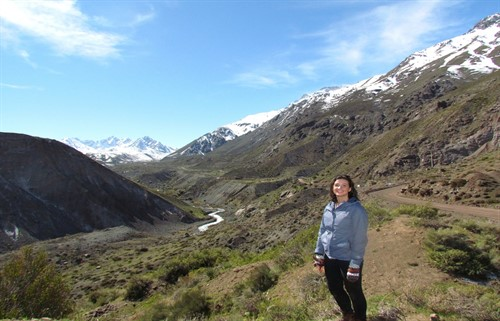 Tour Cajon del Maipo Embalse el Yeso