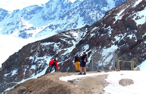 Tour Embalse el Yeso chile