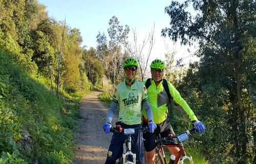 Mountain Bike Tours Santiago - Huaso Tours