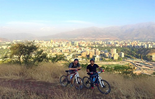 Mountain Bike Tours and Bike Tour Santiago Chile