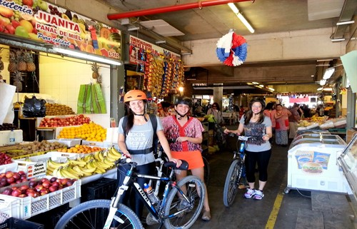 Santiago Bike Tours Chile