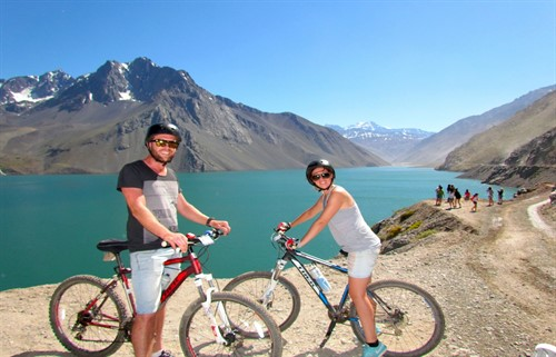 Mtb Tour Embalse el Yeso