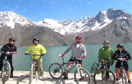 Tour Embalse el Yeso (1)
