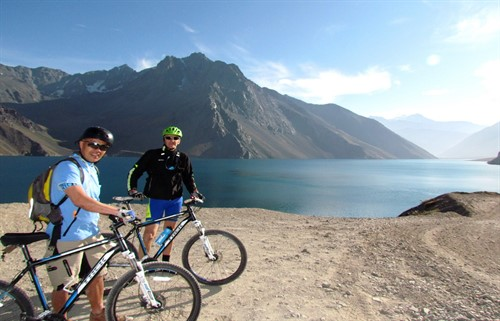 Bike Embalse el Yeso