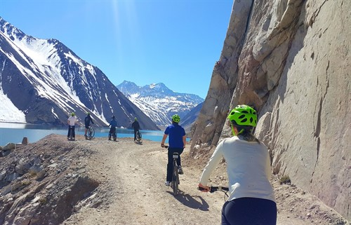 Tour Embalse el Yeso