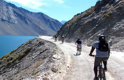 Embalse El Yeso Biking Trip
